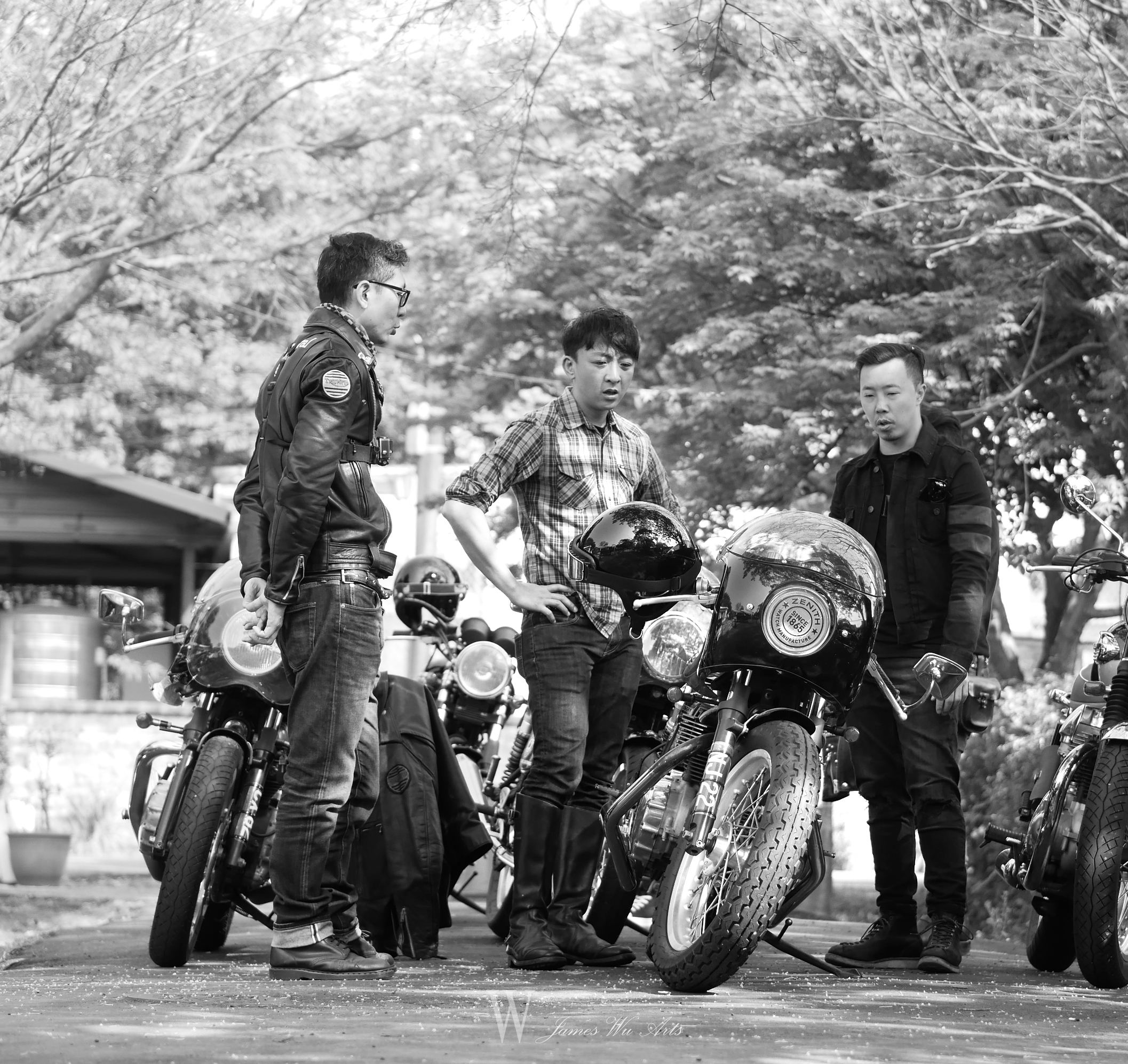 TONUP ROCKERS CAFE RACER (69)