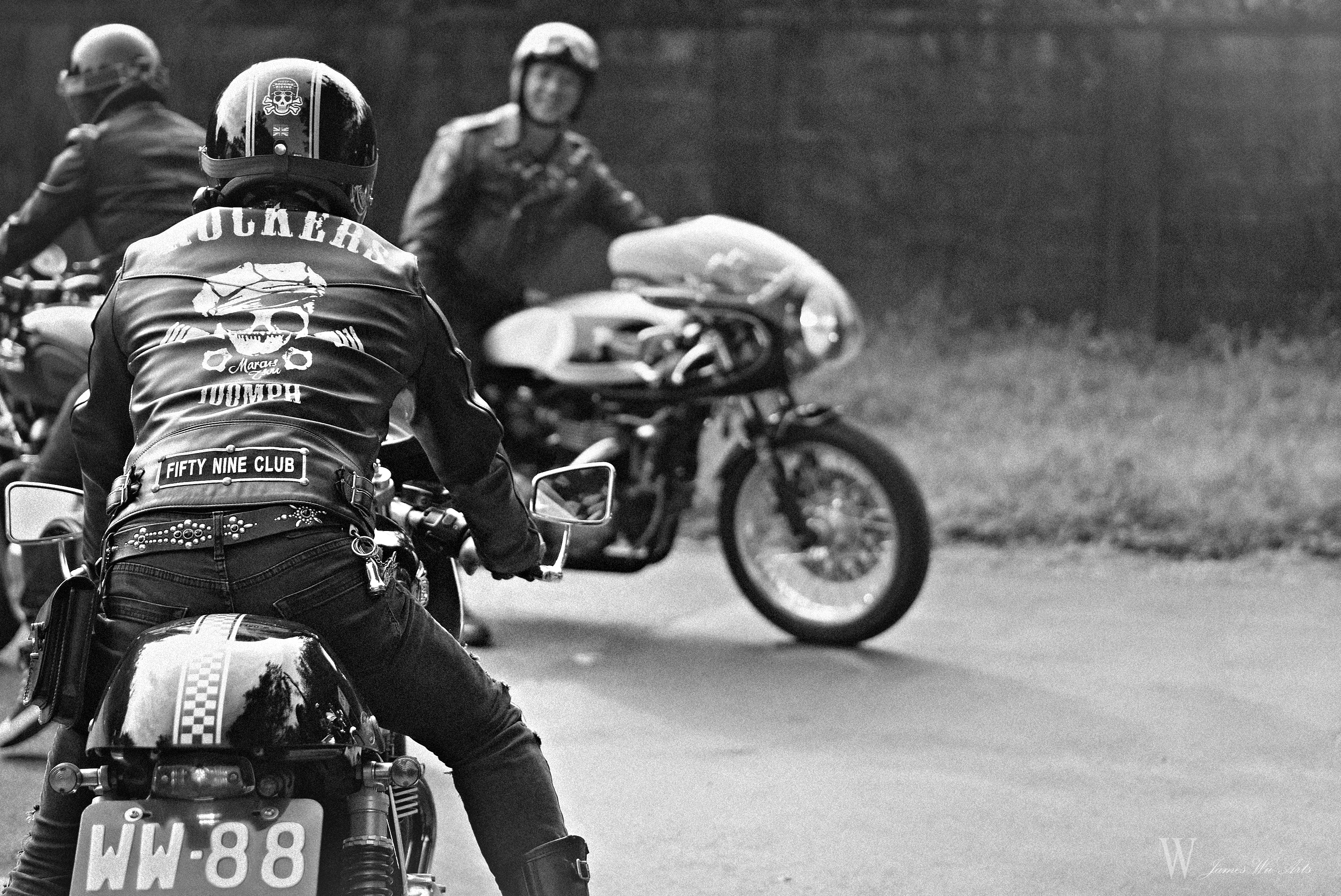 TONUP ROCKERS CAFE RACER (27)