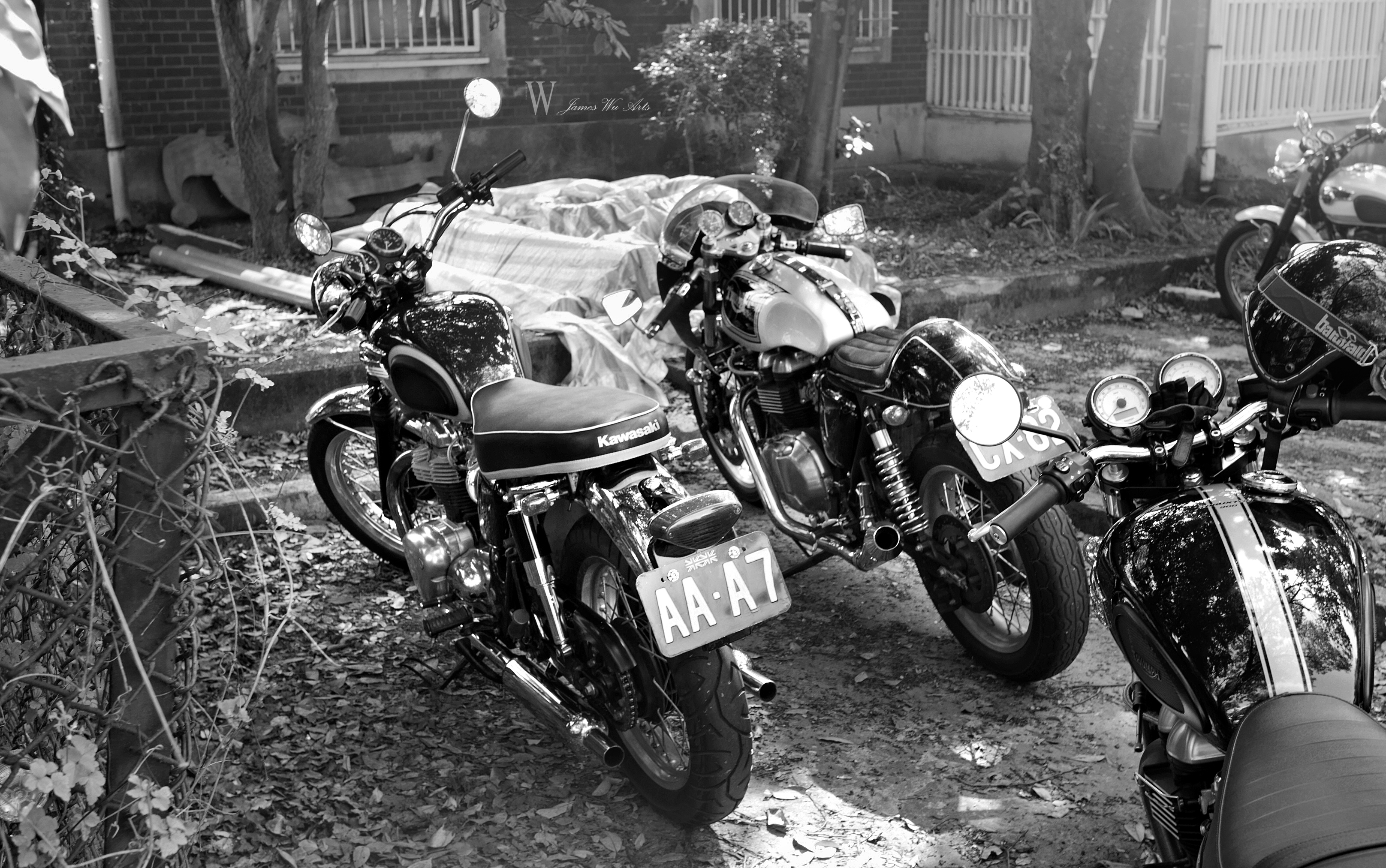 TONUP ROCKERS CAFE RACER (80)