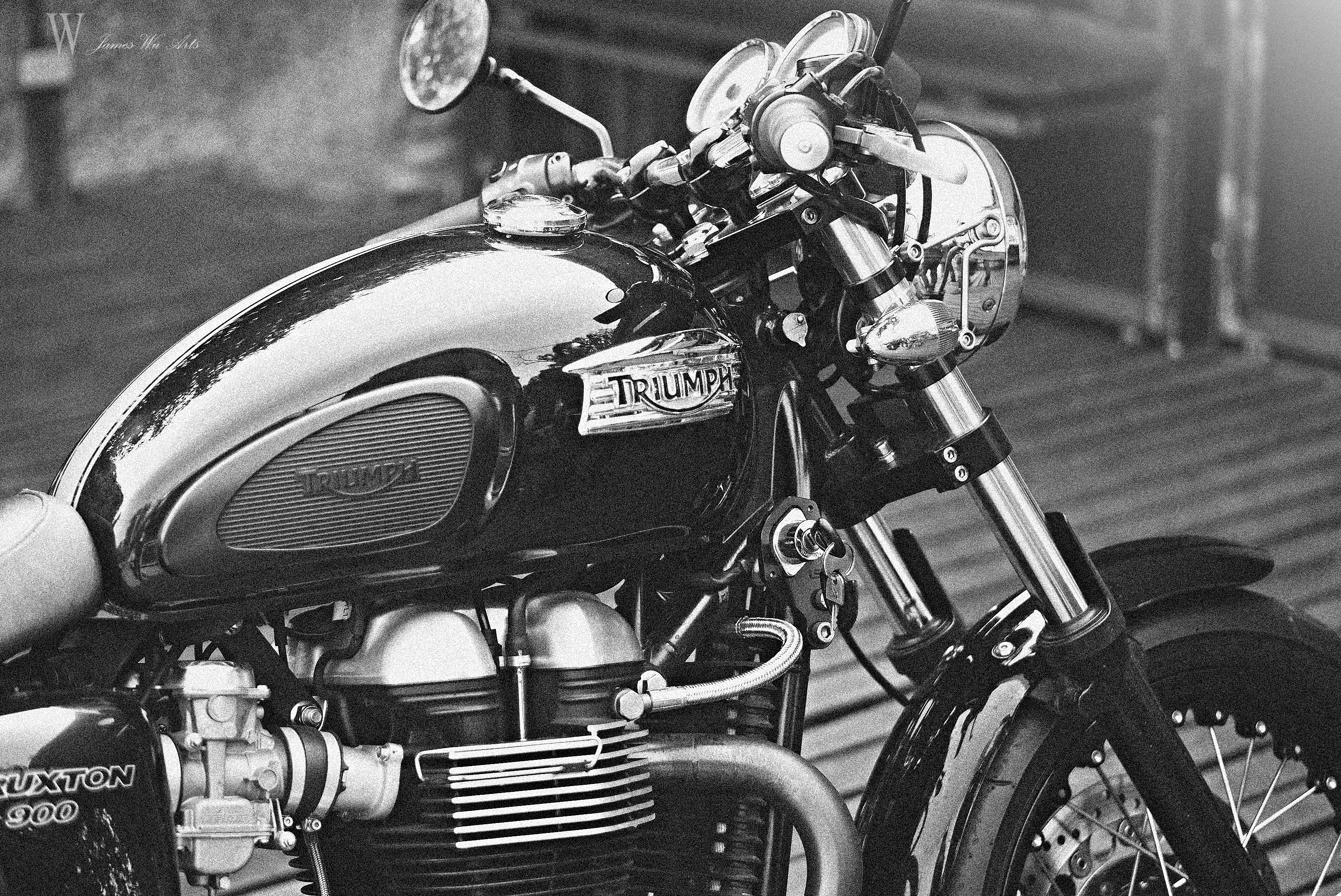 TONUP ROCKERS CAFE RACER (35)