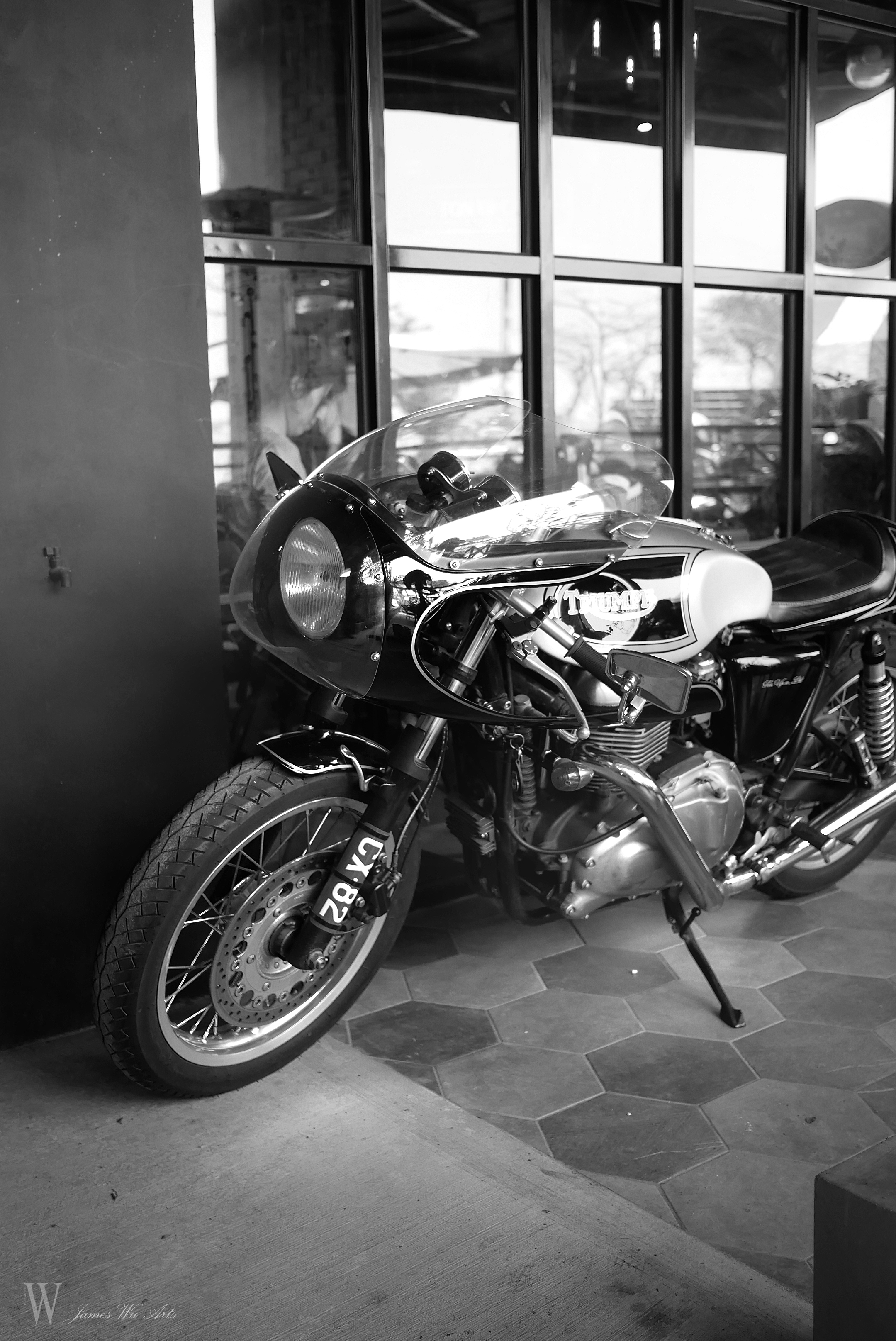 TONUP ROCKERS CAFE RACER (84)
