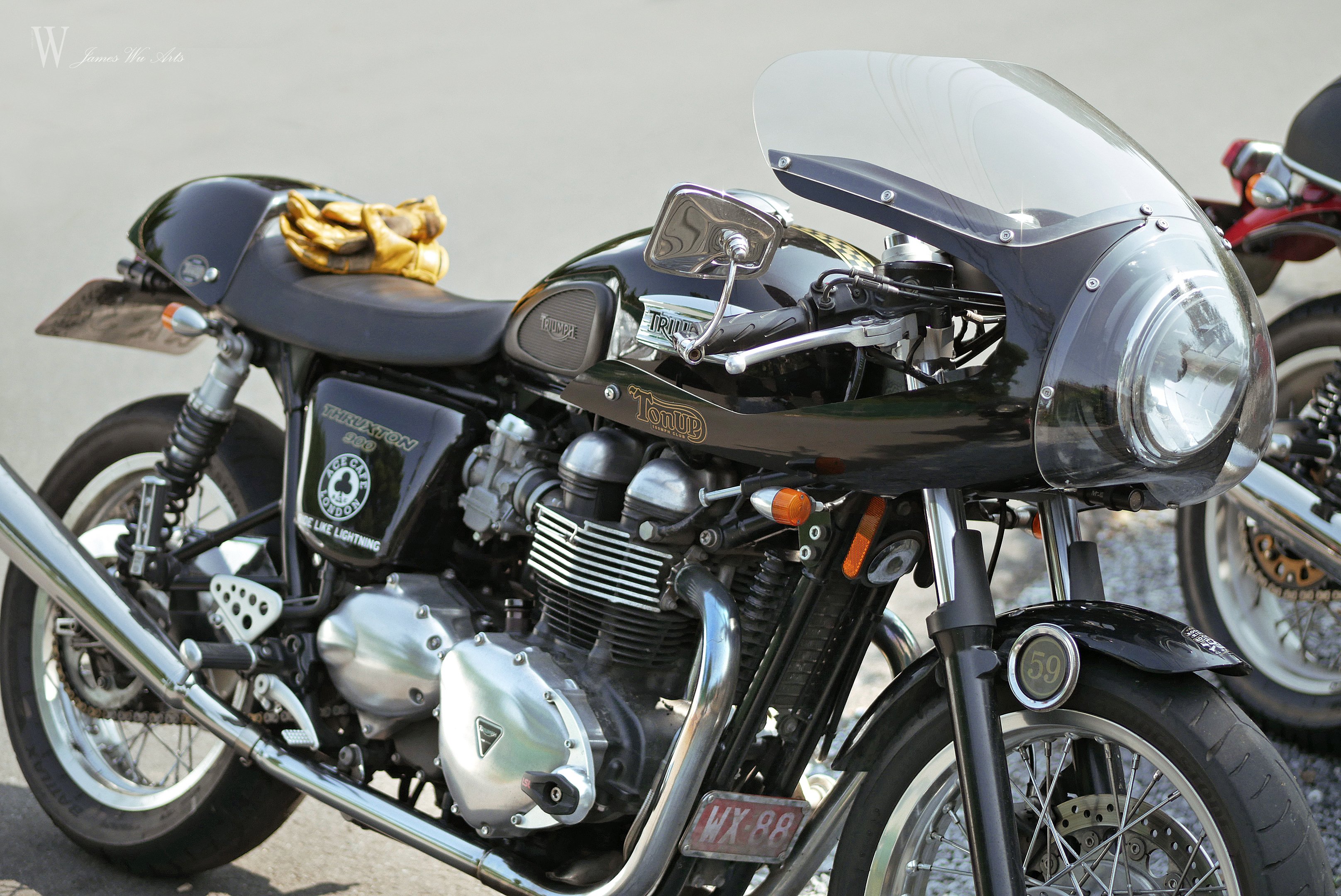 TONUP ROCKERS CAFE RACER (53)
