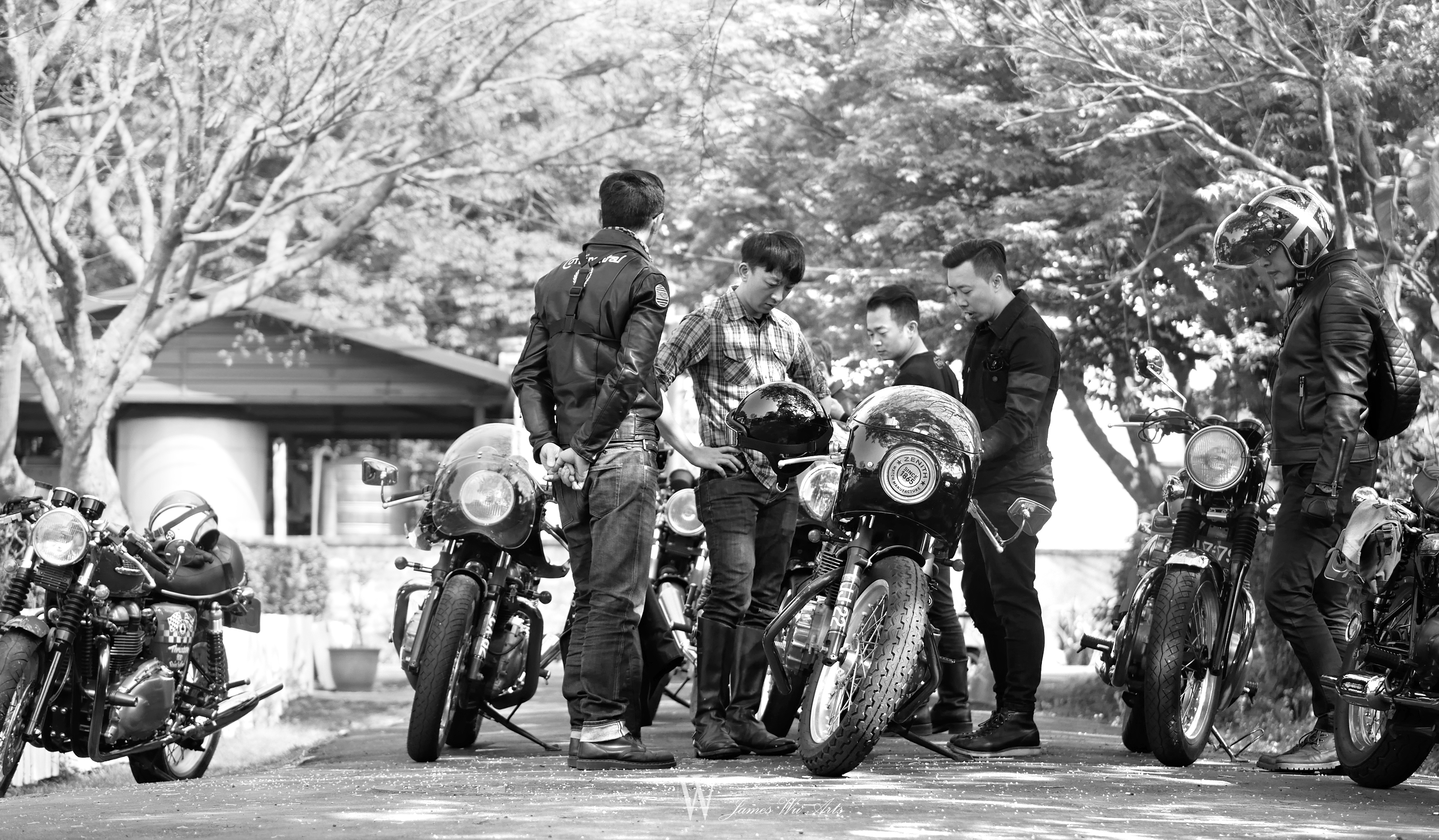 TONUP ROCKERS CAFE RACER (71)