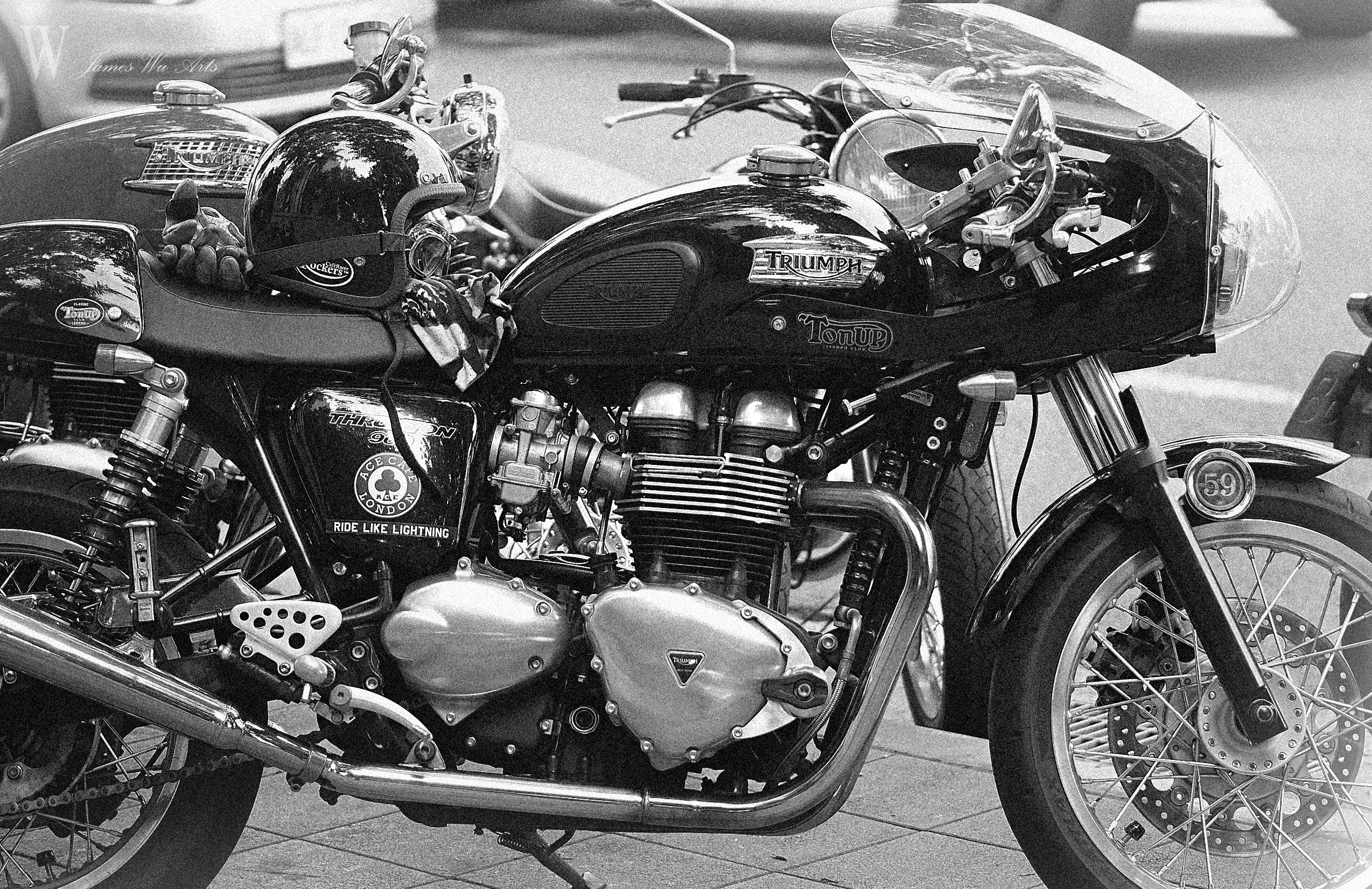 TONUP ROCKERS CAFE RACER (2)