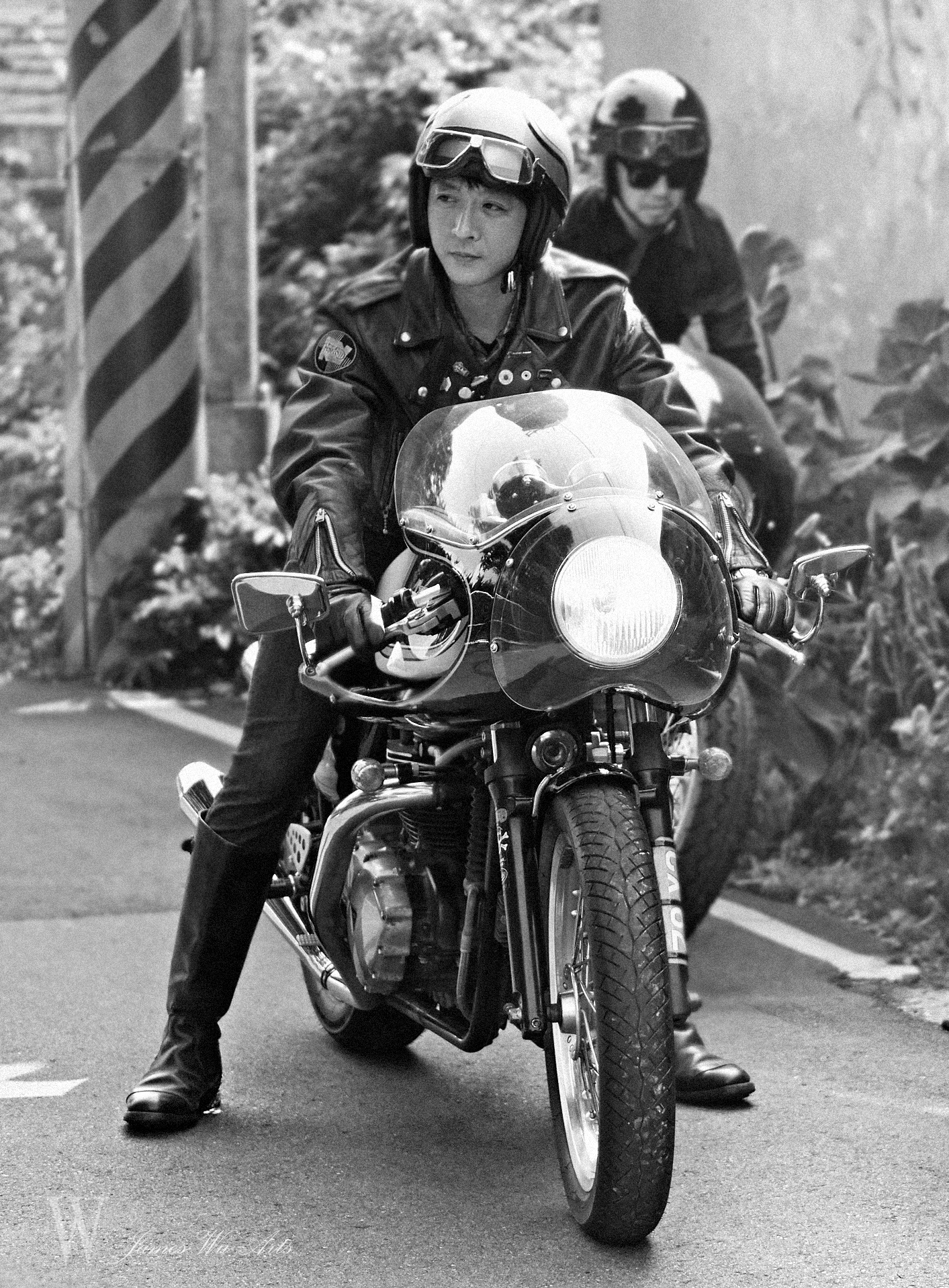 TONUP ROCKERS CAFE RACER (1)
