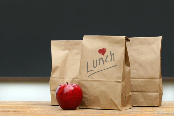 Top 6 NutritiousandDelicious Lunch Box Ideas