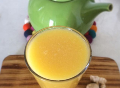 Supercharged Immune Boosting Juice and Tea