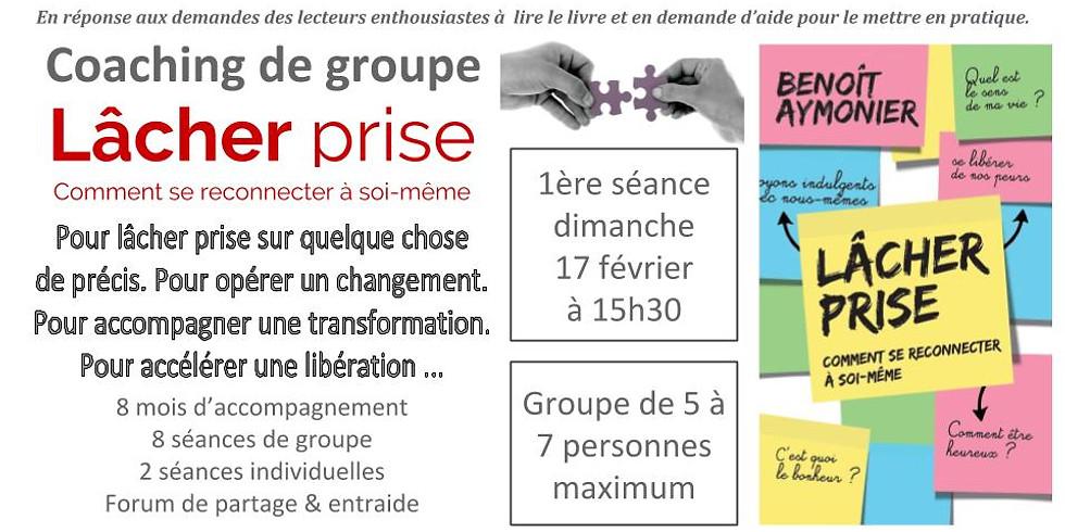 Coaching de groupe - Lâcher Prise.
