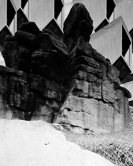 Geometry + Geology II: Hayward Gallery + Brimham Rocks