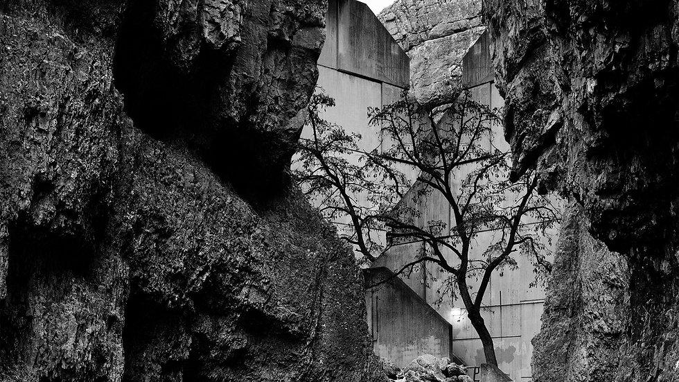 Geometry + Geology II: Alexandra and Ainsworth Estate + Gordale Scar