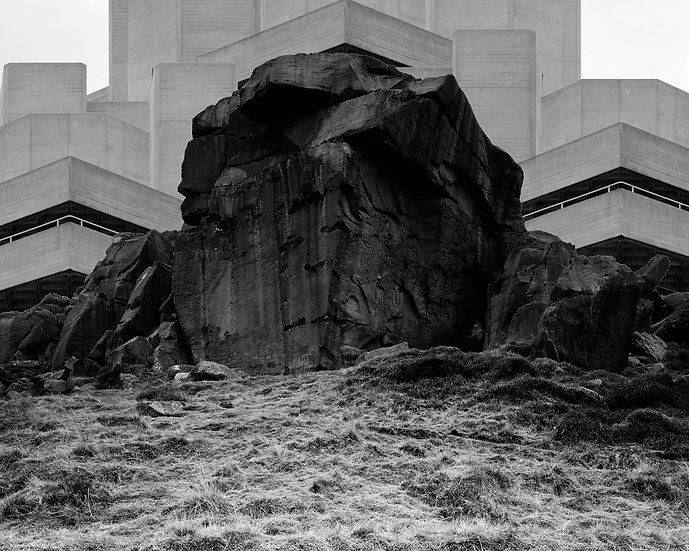 Geometry + Geology II: National Theatre + Cow Rock