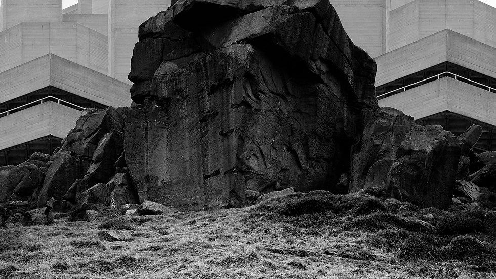 Geometry + Geology II: National Theatre + Cow Rock