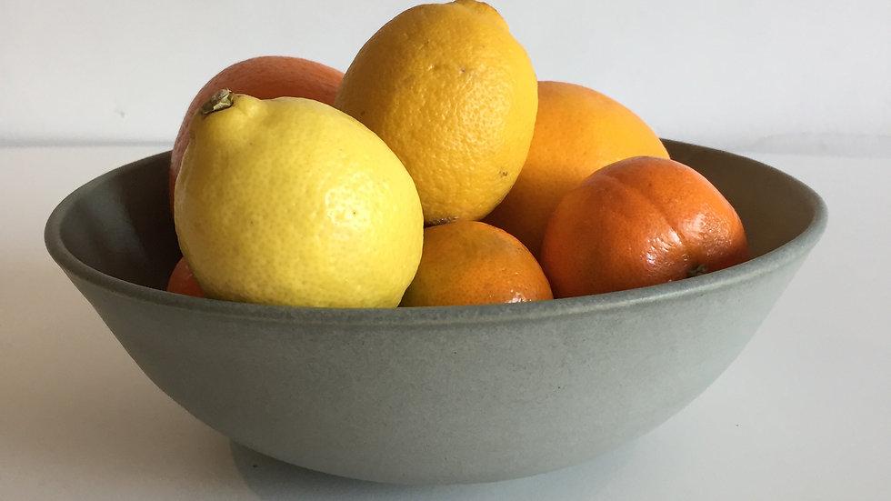 Grey bowl - medium