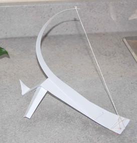 Paper Sculpture - Bridge
