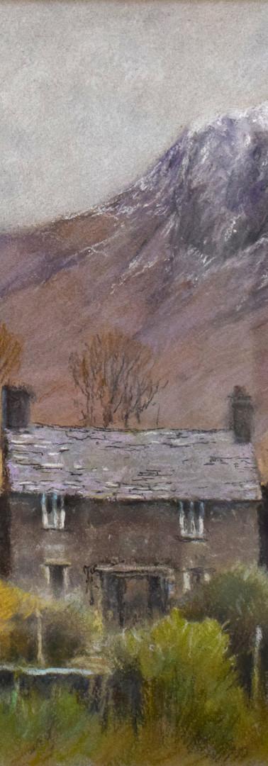 Cottages, Nant Peris