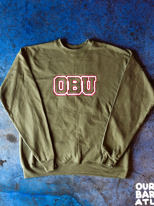 (Lg) OBU - Red + White