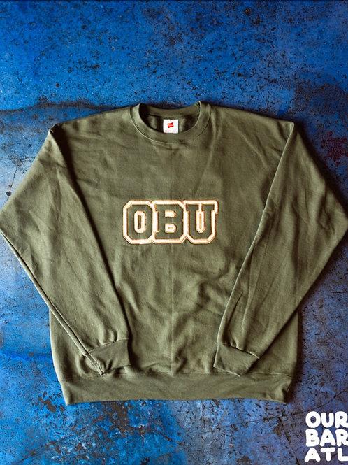 (Lg) OBU - Cream + Red, Blue