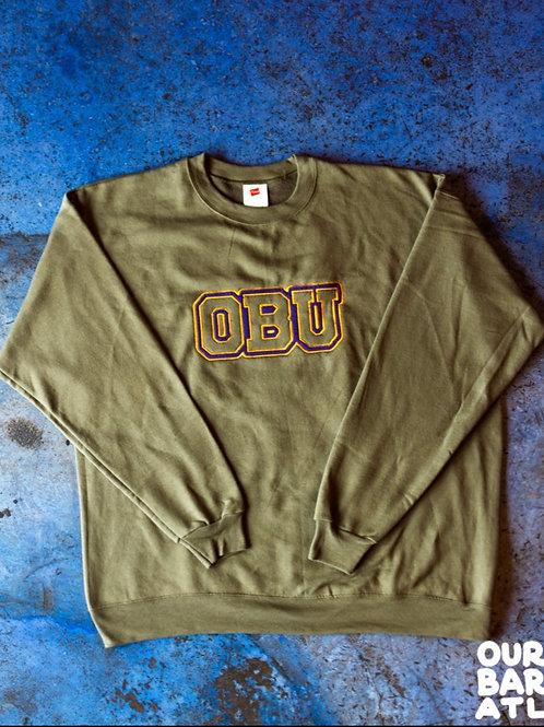 (XL) OBU - Purple + Gold