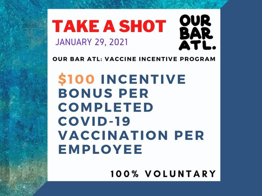 Our Bar ATL: Take A Shot Initiative