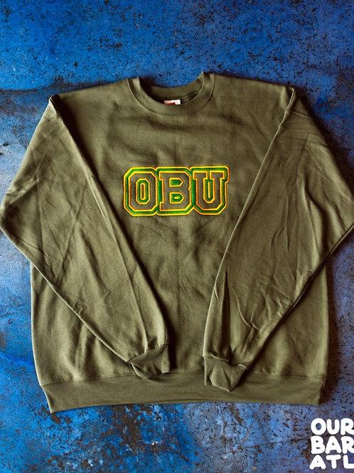 (XL) OBU - Green + Gold