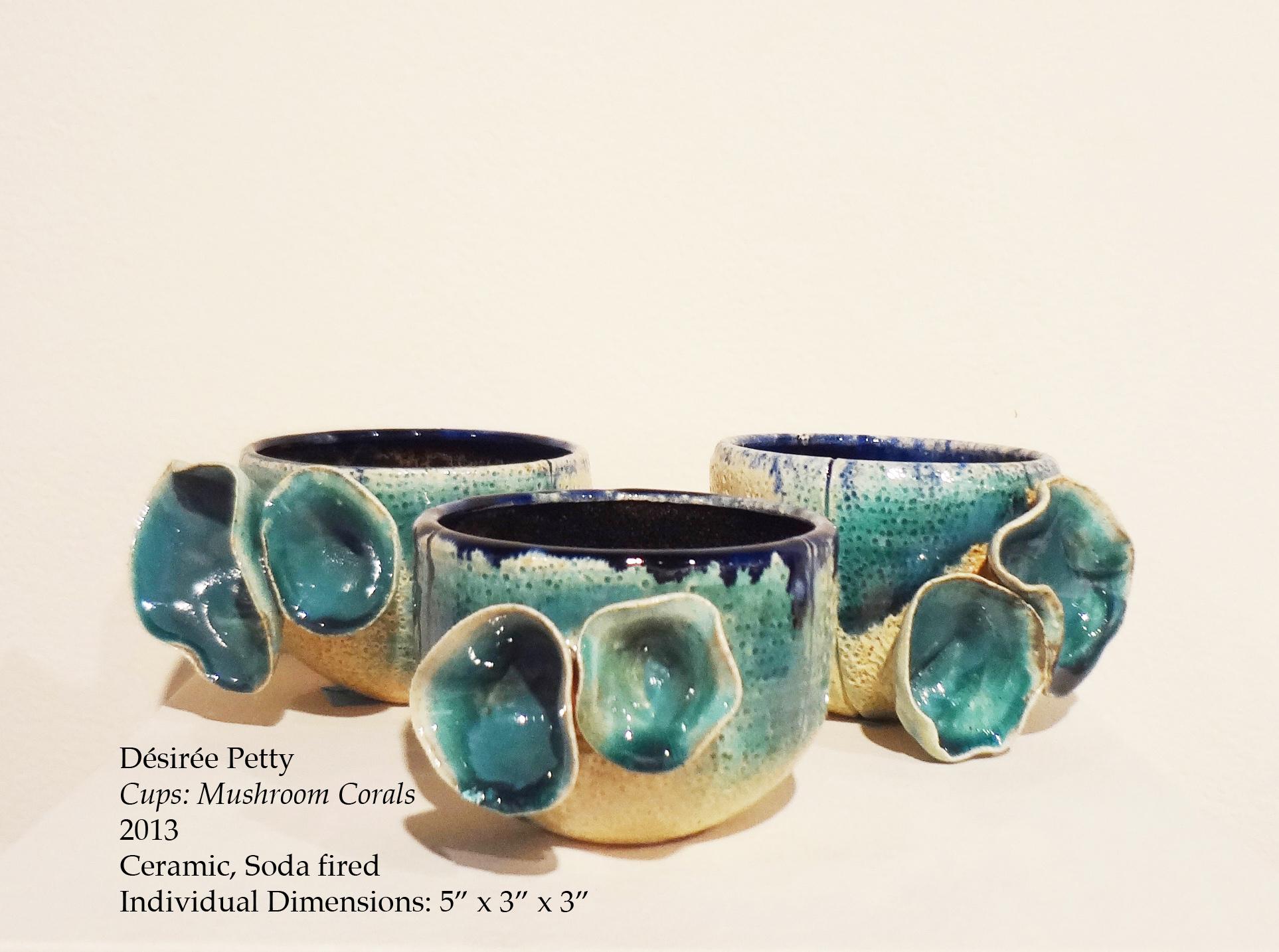 Drinking Vessels | Desiree Petty