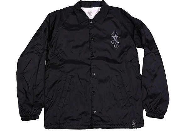 Black Seven Windbreaker