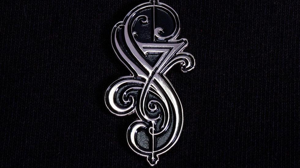 Seven Monogram Pin