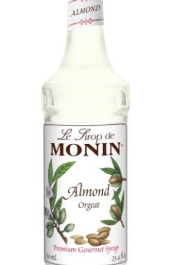 Almond (Orgeat) Syrup