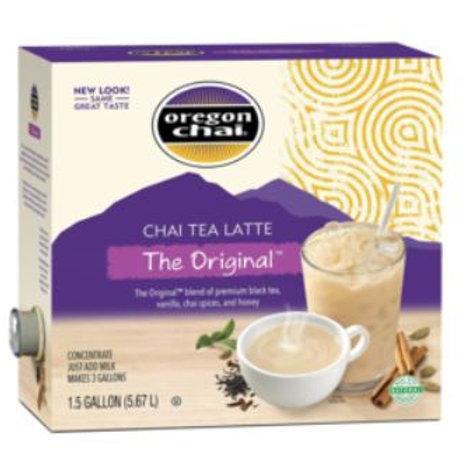 Oregon Chai Concentrate - The Original Bag-In-Box