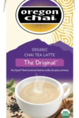 Oregon Chai Concentrate - The Original, Case of 6/32 fl. oz.