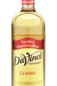 DaVinci Gourmet Classic Syrup - Toasted Marshmallow, Case of 6/Plastic