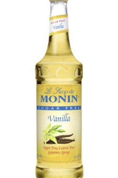 Sugar Free Vanilla Syrup