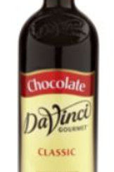 DaVinci Gourmet Classic Syrup - Chocolate, Case of 6/Plastic