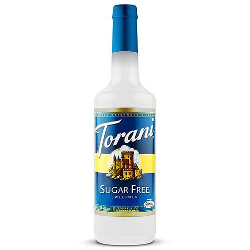 Sugar Free Sweetener Syrup
