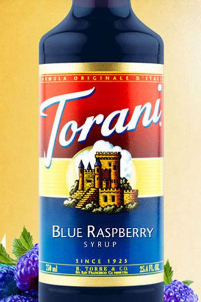 Blue Raspberry Syrup