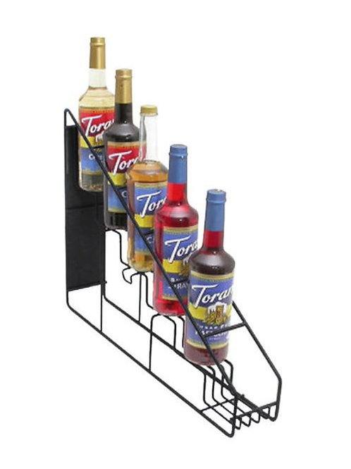 6-Tier Wire Bottle Rack