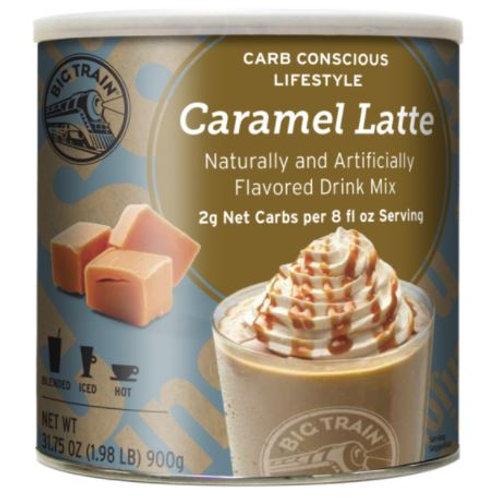 Big Train Carb Conscious Mix - Caramel Latte