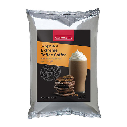 Extreme Toffee Coffee, Case of 5/3 lbs. ea.
