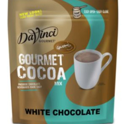 DaVinci Gourmet Gourmet Cocoa Mix - White Chocolate