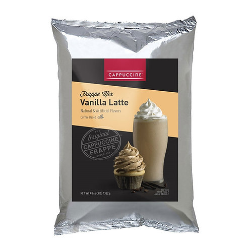 Vanilla Latte, Case of 5/3 lbs. ea.