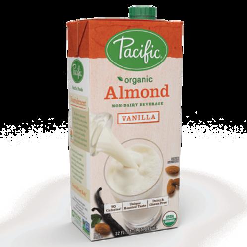 Organic Almond Vanilla