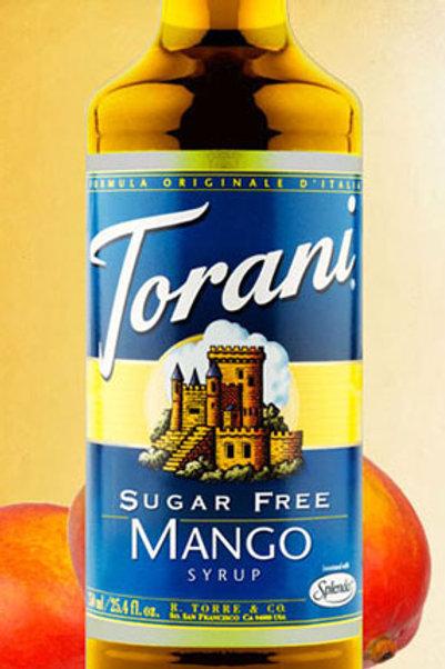 Sugar Free Mango Syrup