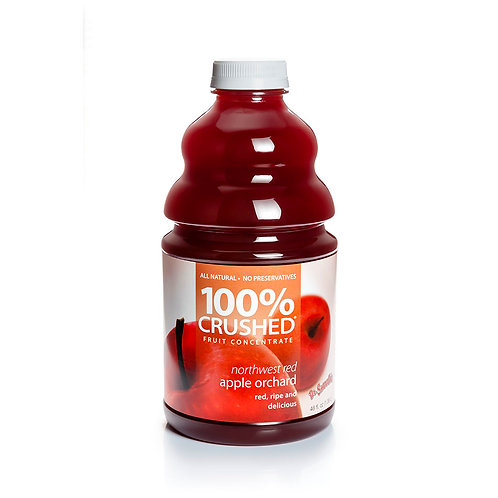 Northwest Red Apple Orchard 100% Crushed Fruit Smoothie