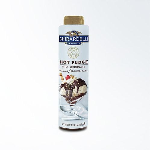 Hot Fudge Squeeze Bottle