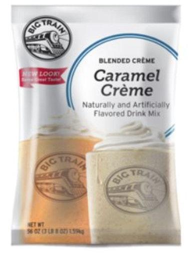 Big Train Blended Iced Crème Frappe-Caramel Crème