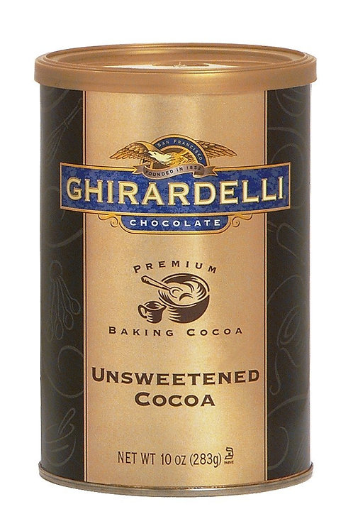 Unsweetened Cocoa Case, 12 ct./10 oz. ea.