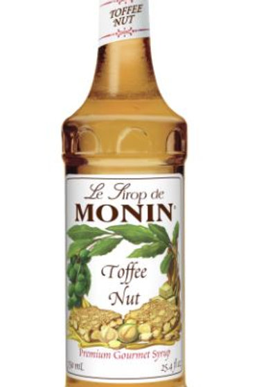 Toffee Nut Syrup