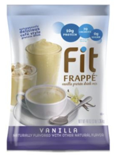 Big Train Fit Frappe-Vanilla