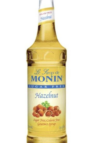 Sugar Free Hazelnut Syrup
