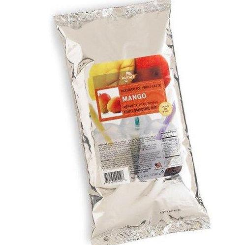 Mocafe Fruit Latte Smoothie Mix - Mango